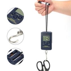 Pakabinamos Elektroninės Svarstyklės (40kg/10g)