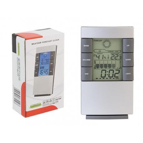 Namų laikrodis, termometras, hidrometras