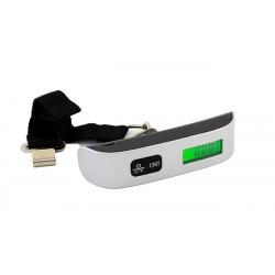 Bagažo svarstyklės 50kg/10g + termometras