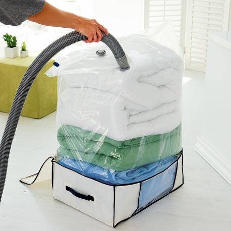 Vakuuminis maišas drabužiams 80X60CM