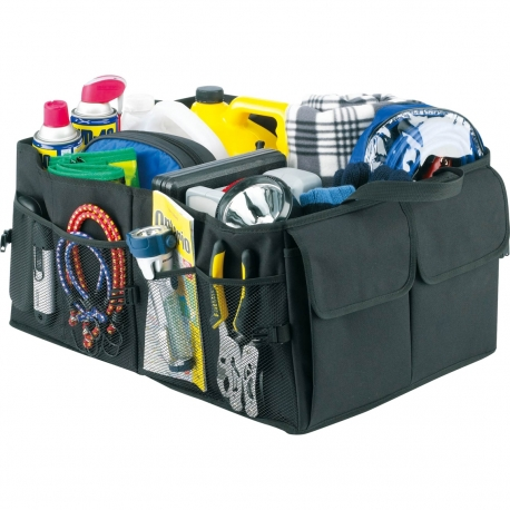 """Automobilio bagažinės daiktadėžė """"Smart Trunk Organizer"""""""
