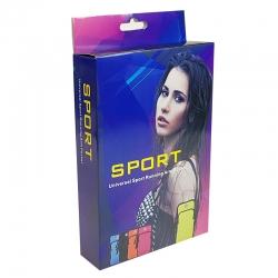 Rankos piniginė - telefono dėklas sportui