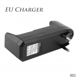 18650 baterijos pakrovėjas