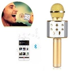 Išmanusis karaoke mikrofonas