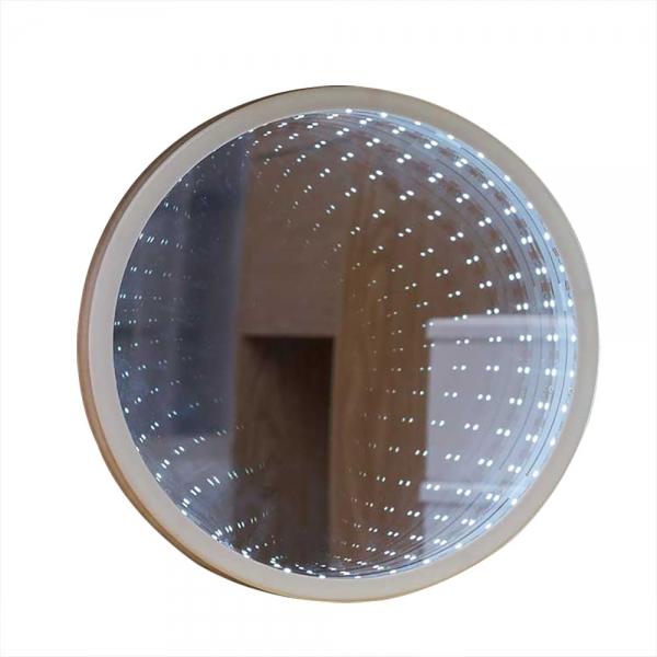 Dekoratyvus 3D LED veidrodis