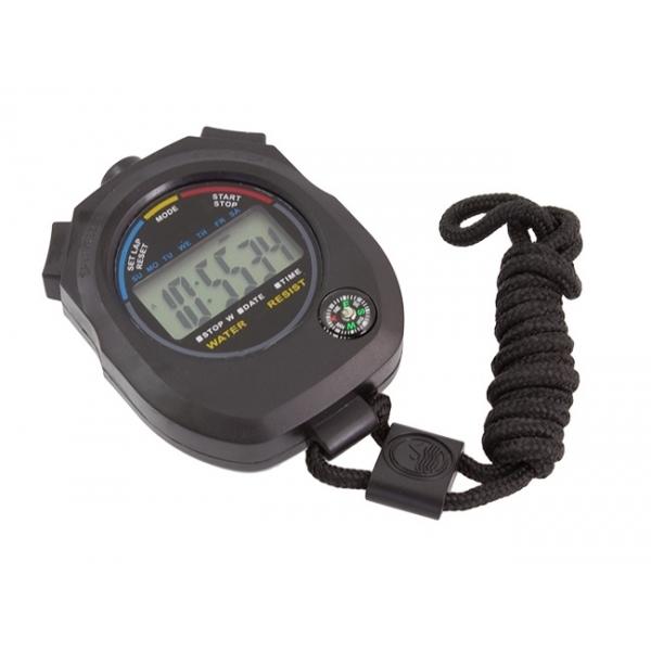 Sportinis chronometras su integruotu kompasu