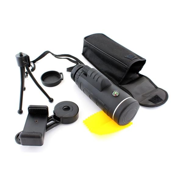 Objektyvas, monokuliaras telefonui