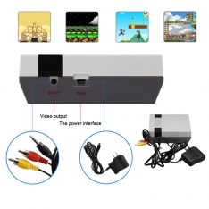 TV žaidimų konsolė su 620 žaidimais viduje