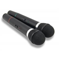 """BELAIDŽIŲ mikrofonų rinkinis """"Karaoke"""""""