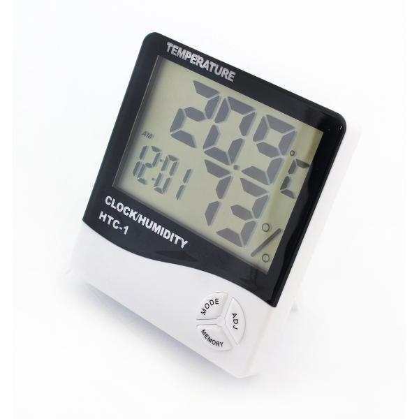Skaitmeninis termometras - drėgmės matuoklis