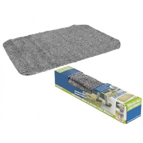 """Purvą ir vandenį itin greitai sugeriantis durų kilimėlis """"Clean Step Mat""""!"""