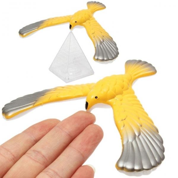 Balansuojantis paukštis
