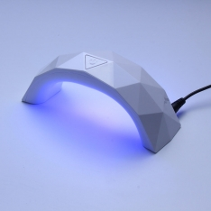UV LED 9w nagų lempa