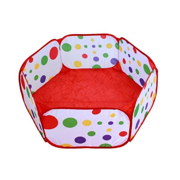 Vaikiškas kamuoliukų baseinas