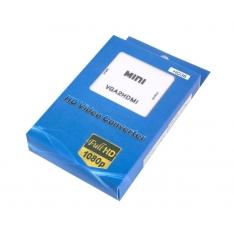 Keitiklis VGA - HDM/AUDIO