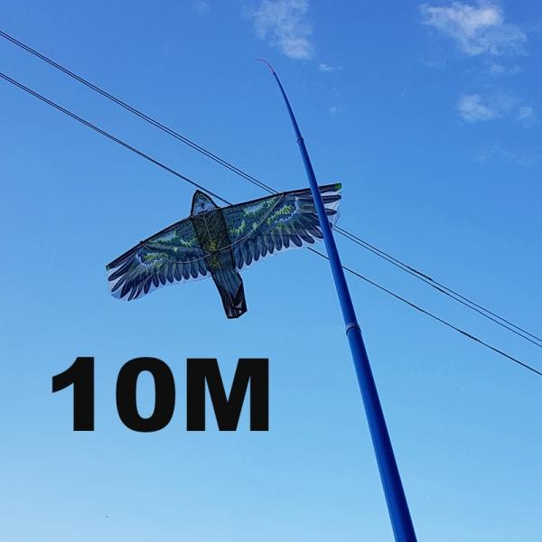 Paukščių Baidyklė + Kotas 10M