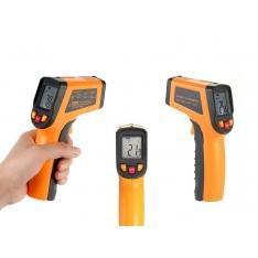 Lazerinis-bekontaktis termometras nuo -50 iki 330C