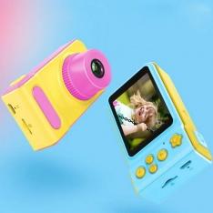 Vaikiškas fotoaparatas su ekranu