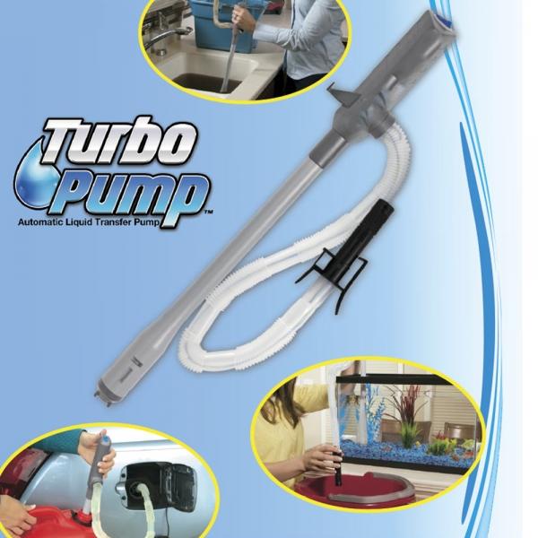 """Elektrinė skysčių pompa """"Turbo PUMP"""""""