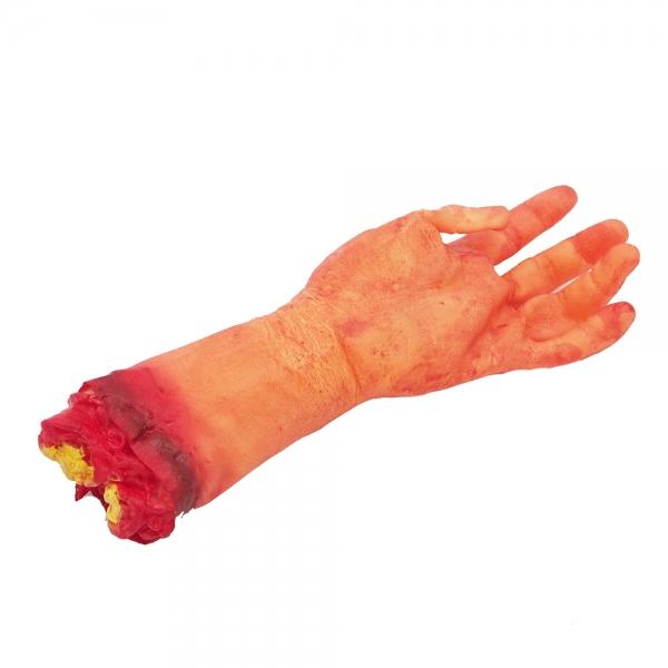 Helovino dekoracija- dirbtinė ranka