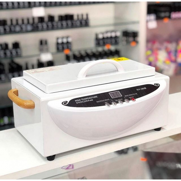 Karšto oro sterilizatorius su LCD