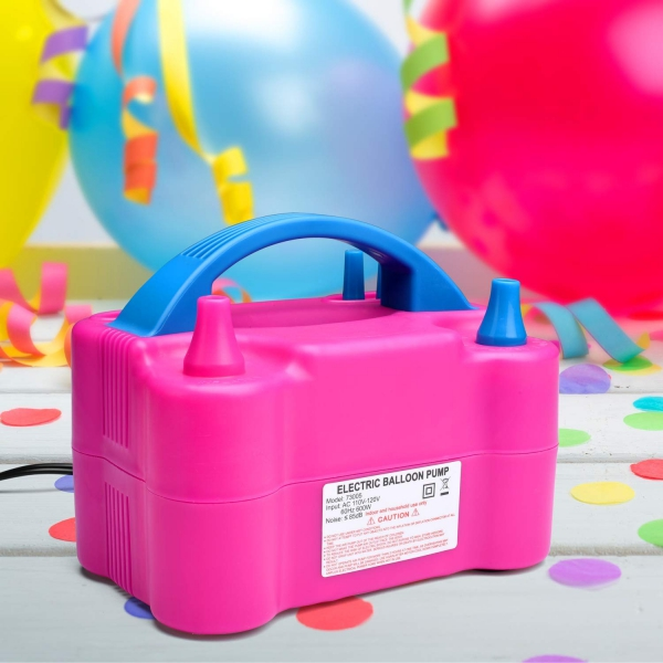 Elektrinė oro balionų pompa