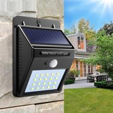 Lauko šviestuvas su saulės baterija