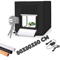 Profesionali Foto Dėžė Su LED Apšvietimu