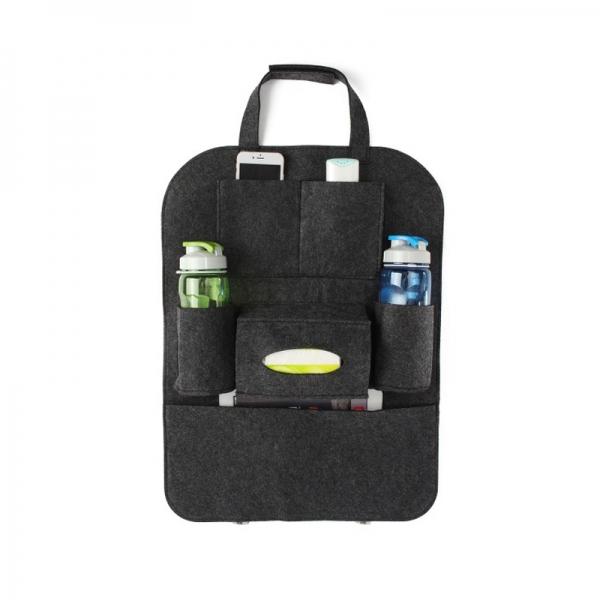 Automobilinės sėdynės daiktų krepšys