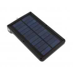 Šviestuvas su saulės baterija 36 LED