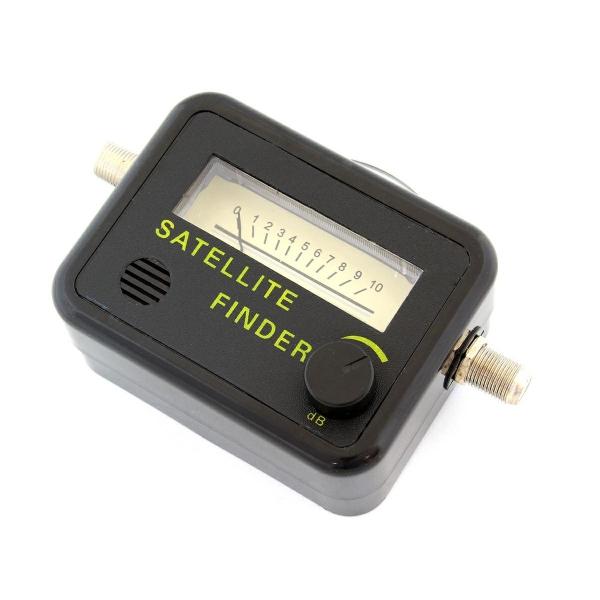 analoginis SAT signalo ieškiklis) SAT finder