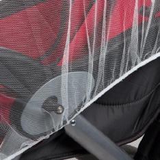 Tinklelis nuo uodų, apsauga vežimėliui