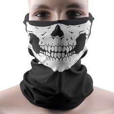 Veido kaukė apdangalas kaklo- Bandana
