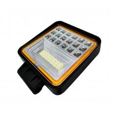 LED Žibintas 12V 24V 126W