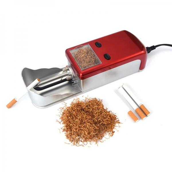 Elektrinis Tabako Cigarečių Sukimo Aparatas
