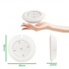 Led lemputė su valdymo pulteliu