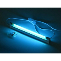 Antibakterinė ultravioletinė lempa 8W UV-UVC