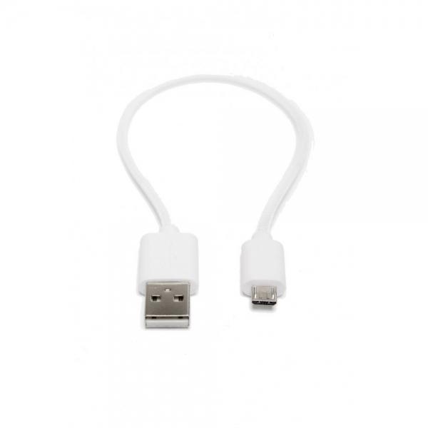 Micro USB laidas 20CM