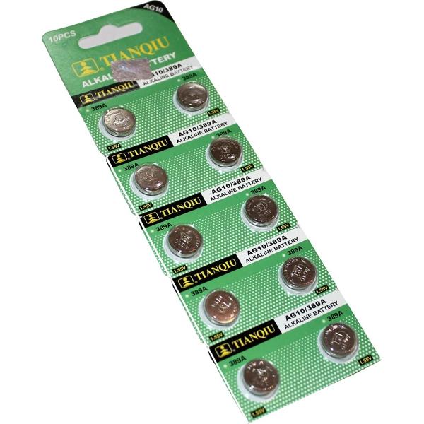 Baterija AG13/389A 1.55V Alkaline (tabletė)