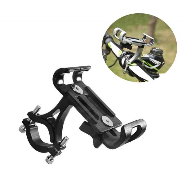 Metalinis telefono laikiklis (dviračiui)