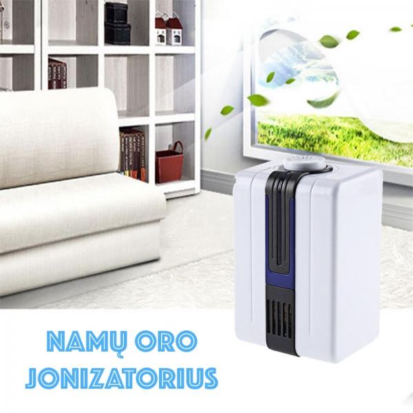 NAMŲ ORO JONIZATORIUS