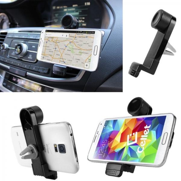 Telefono laikiklis (automobilio grotelėms)