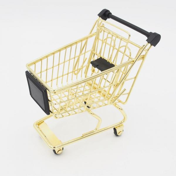 Dekoracinis prekių vežimėlis
