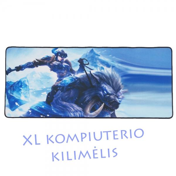 XL Pelės Kilimėlis