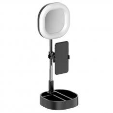 "LED ""Selfie"" veidrodis su stovu"