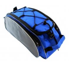 Dviračių Bagažinės Krepšys 2IN1