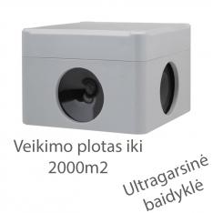 Profesionali Ultragarsinė Baidyklė 2000m2