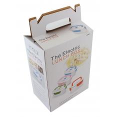 """El. Šildoma Pietų Dėžutė """"Electric Lunch Box"""""""