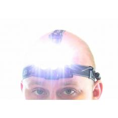 Prožektorius ant galvos CREE XM-L T6 5XLED