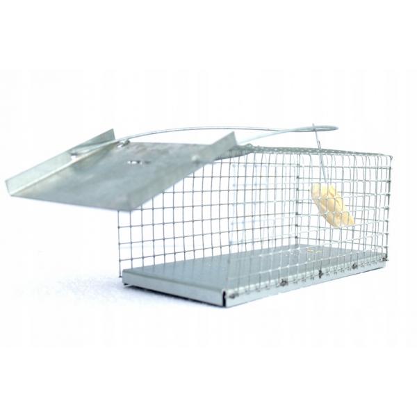 Spąstai pelėms ir žiurkėms 27x11x11 cm